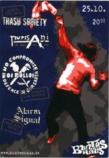 Flyer vom 25.10.2006