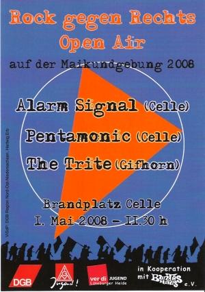 Flyer vom 01.05.2008