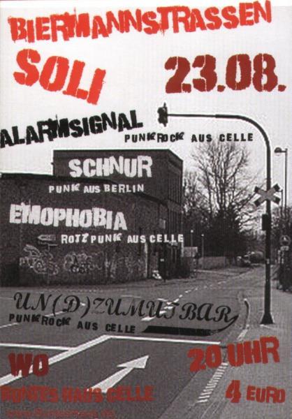 Flyer vom 23.08.2008