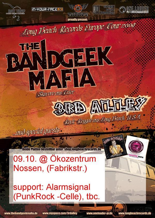 Flyer vom 09.10.2009