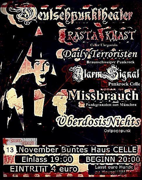 Flyer vom 13.11.2009