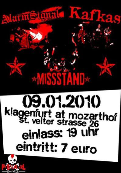 Flyer vom 09.01.2010