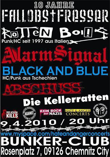 Flyer vom 09.04.2010