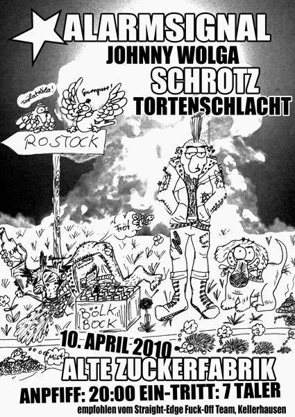 Flyer vom 10.04.2010