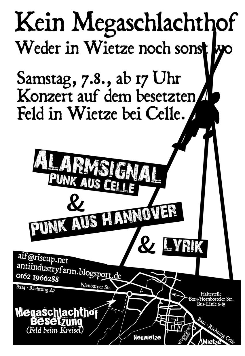 Flyer vom 07.08.2010