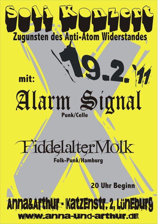 Flyer vom 19.02.2011