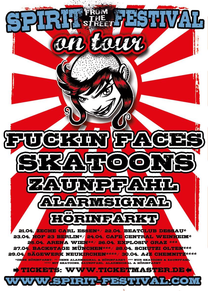 Flyer vom 21.04.2011