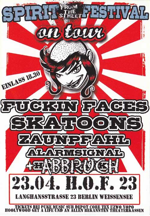 Flyer vom 23.04.2011