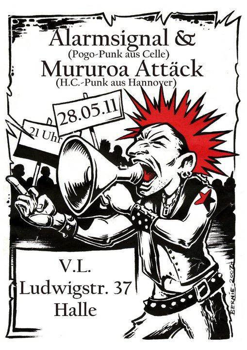 Flyer vom 28.05.2011