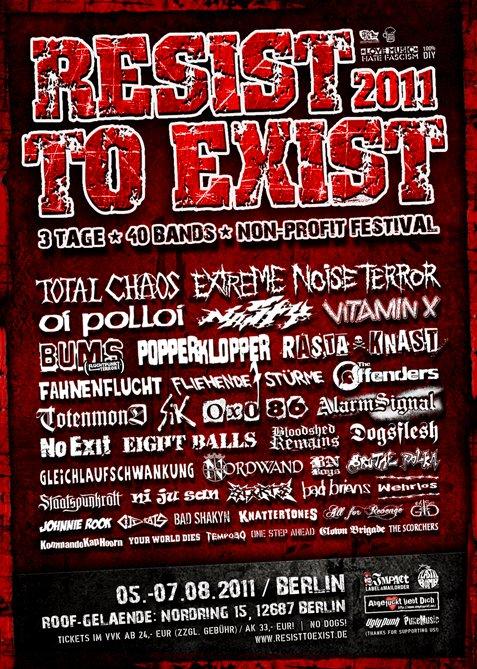 Flyer vom 05.08.2011