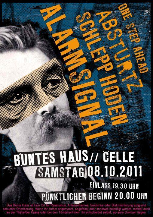 Flyer vom 08.10.2011