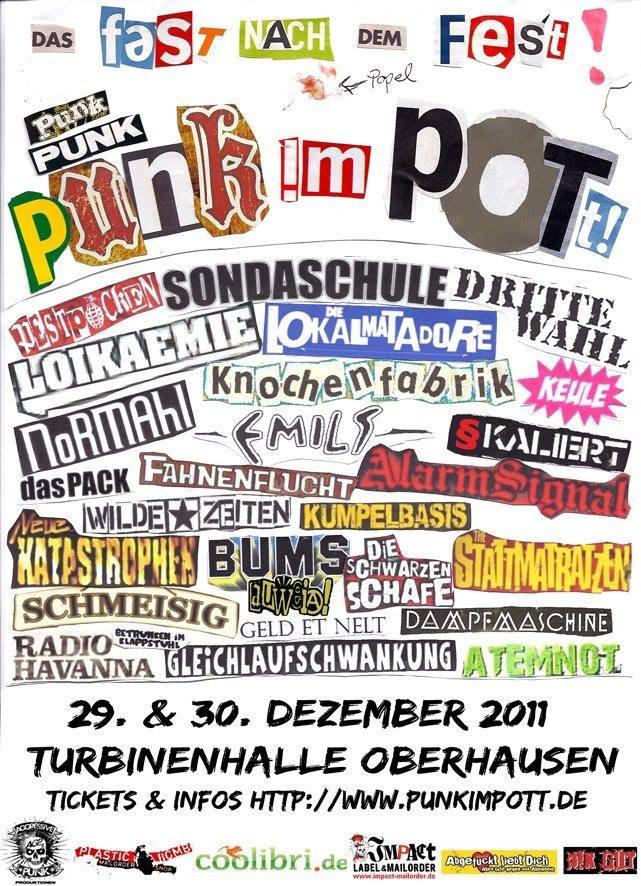 Flyer vom 29.12.2011