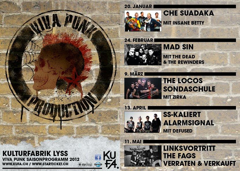 Flyer vom 13.04.2012