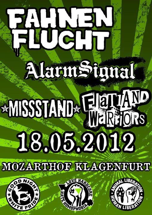 Flyer vom 18.05.2012