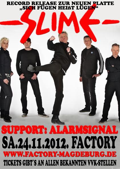 Flyer vom 24.11.2012