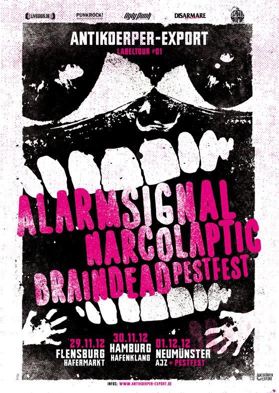 Flyer vom 29.11.2012