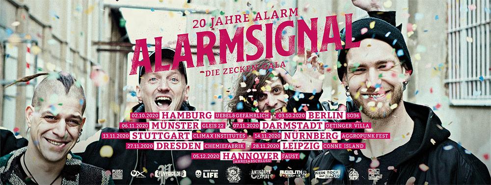 20 Jahre Alarmsignal - Die Zecken-Gala