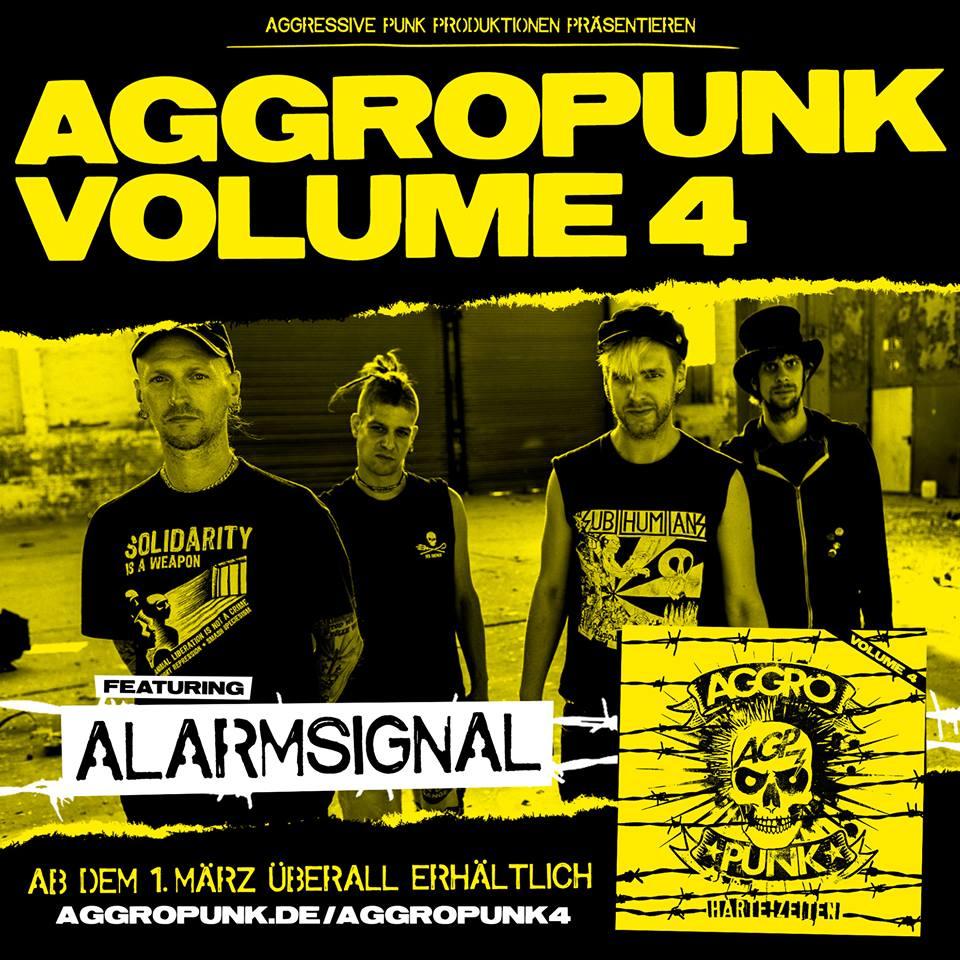Aggropunk Vol. 4 ab heute erhältlich