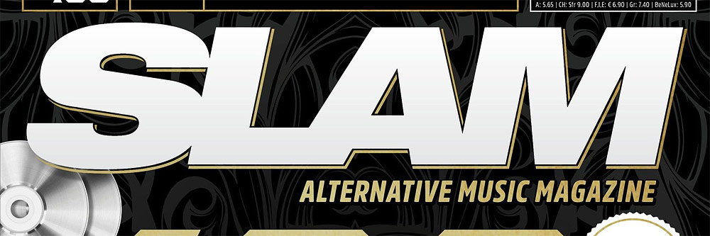 Alarmsignal im SLAM ALTERNATIVE MUSIC MAGAZINE