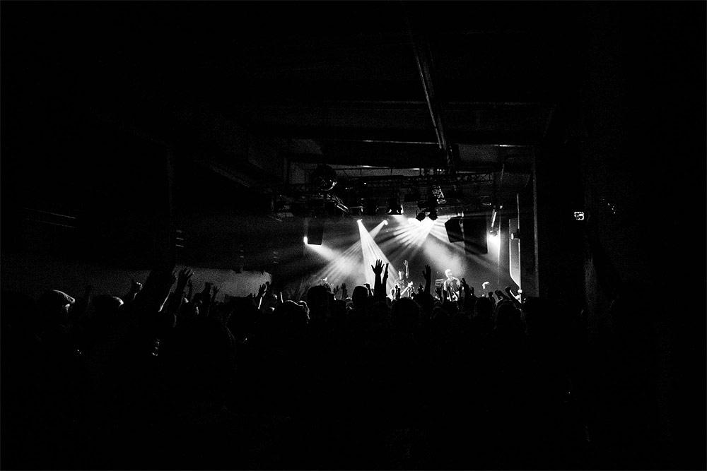 Alarmsignal kündigen neue Konzerte für 2019 an