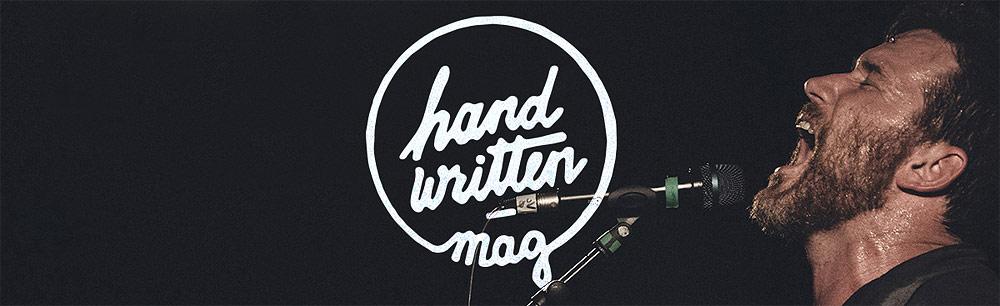 Interview mit Alarmsignal bei HandwrittenMag