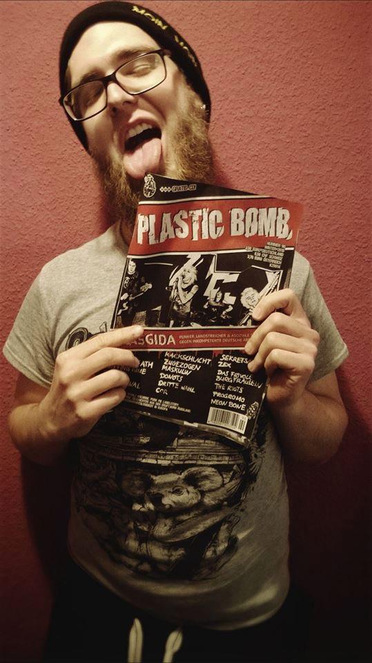 Plastic Bomb #90 - Interview zum neuen Album