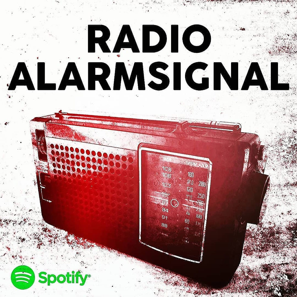 Radio Alarmsignal