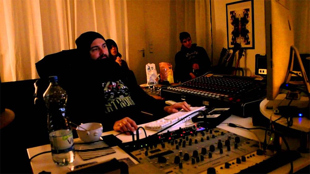 """Studioreport zum neuen Album """"Viva Versus"""""""