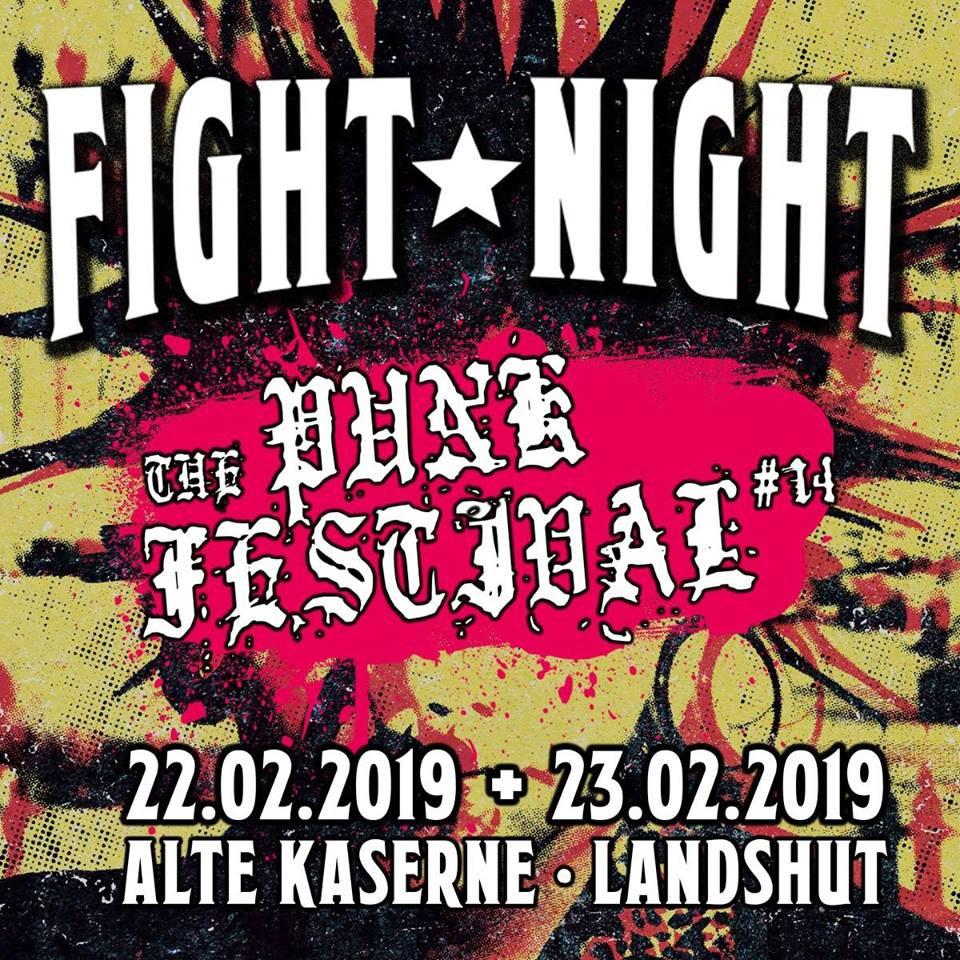Ticket-Gewinnspiele für das Fight Night Festival 2019