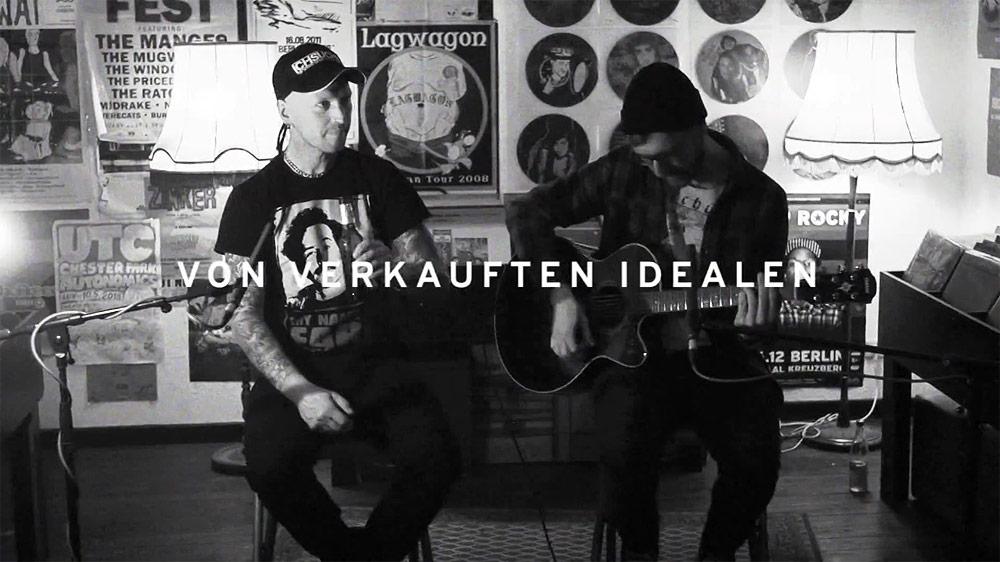 """""""Von verkauften Idealen"""" Akustik Version"""