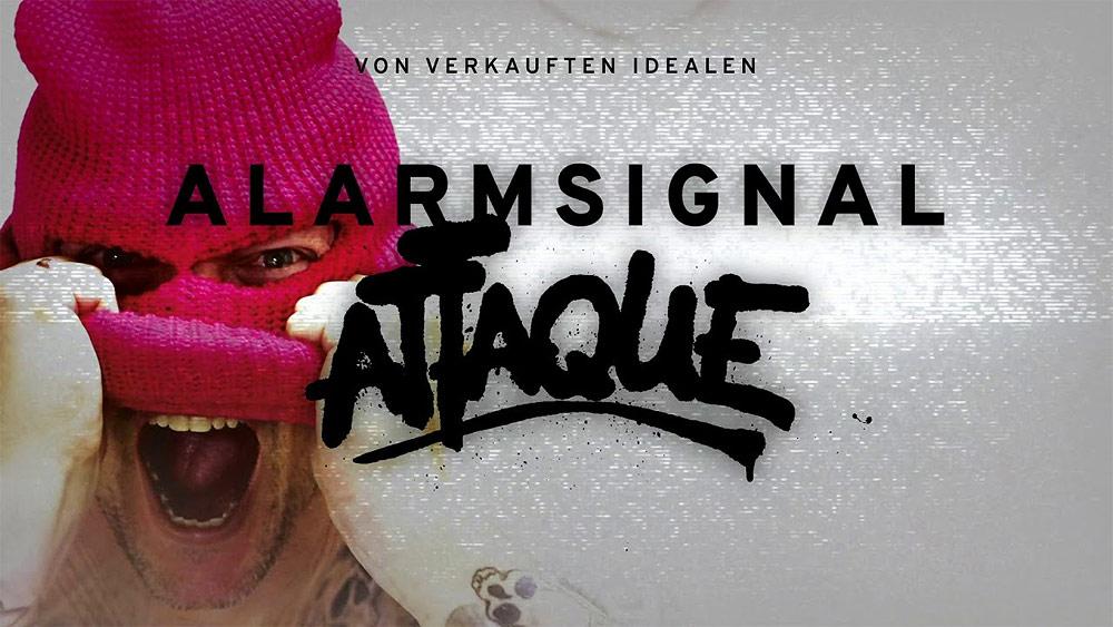"""Von verkauften Idealen - Nächste """"Attaque""""-Auskopplung"""