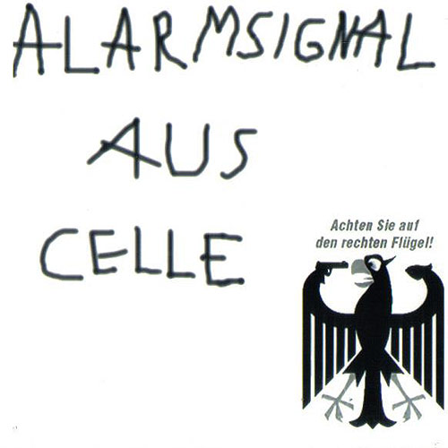 Cover Alarmsignal aus Celle