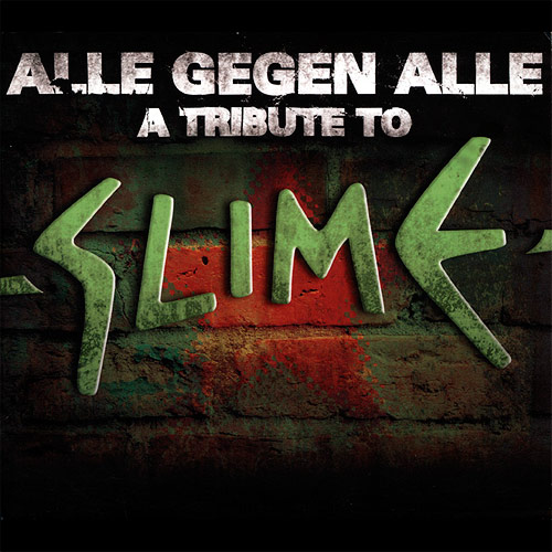 Cover Alle gegen Alle - A Tribute to Slime
