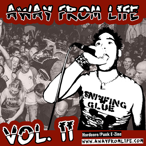 Cover AWAY FROM LIFE Vol. II