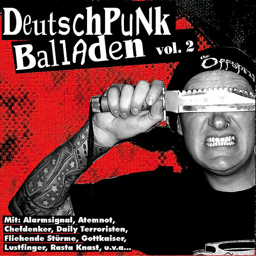 Cover Deutschpunk Balladen Vol. 2