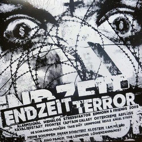 Cover Endzeitterror
