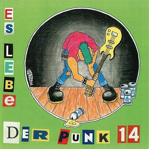 Cover Es lebe der Punk 14