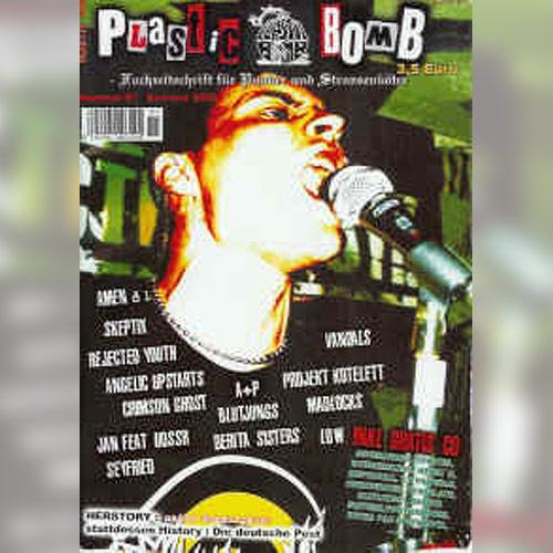 Cover Plastic Bomb #51