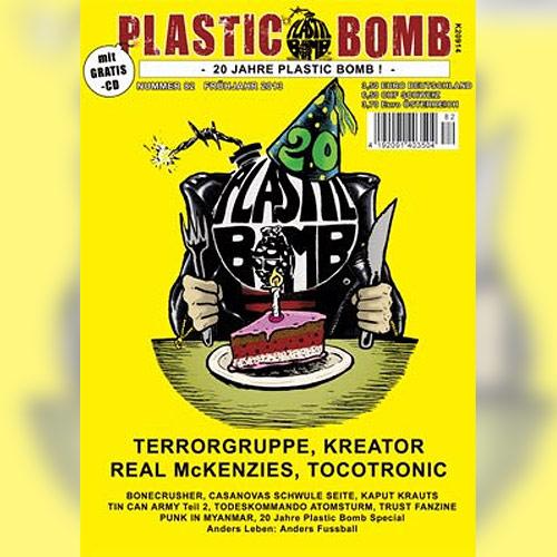 Cover Plastic Bomb #82
