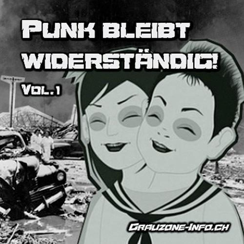 Cover Punk bleibt widerständig! Vol. 1