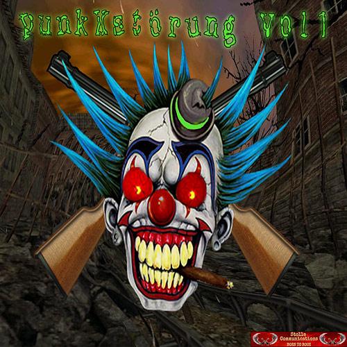 Cover punkXstörung Vol. 1
