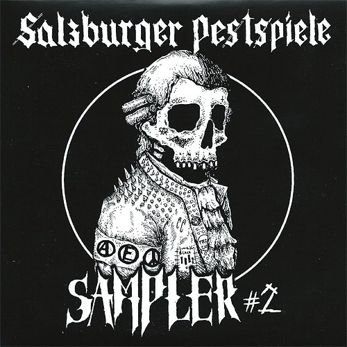 Cover Salzburger Pestspiele Sampler #2