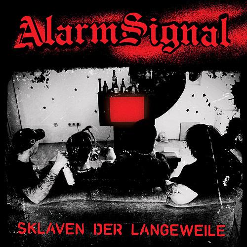 Cover Sklaven der Langeweile