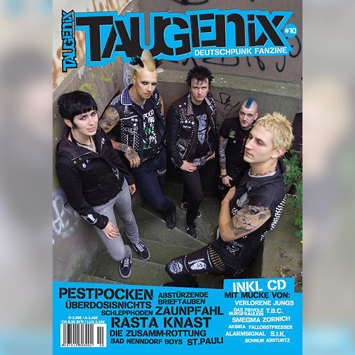 Cover Taugenix #10