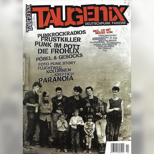 Cover Taugenix #4